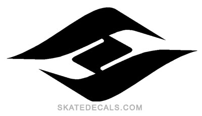 2 Hyperlite Wakeboarding Stickers Decals