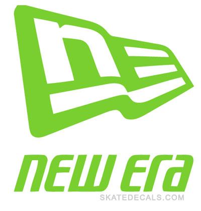 2 New Era Logo Stickers Decals  new-era-just-logo  -  3.95   Acadame ... 5cfbfd6c3cb