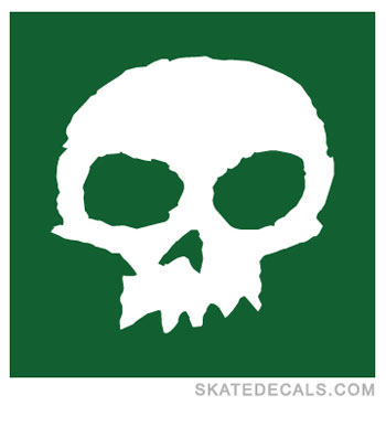 2 Zero Skateboards Stickers Decals